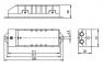 LED драйвер Vossloh Schwabe ECXe 700мА/17Вт 0