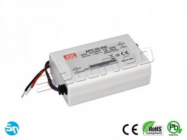 LED драйвер Mean Well APC-35-500
