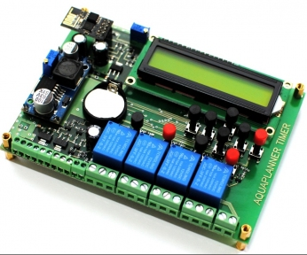 Акваконтроллер Aquaplanner TIMER